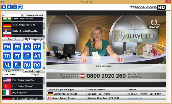 Videostream replay tv en streaming
